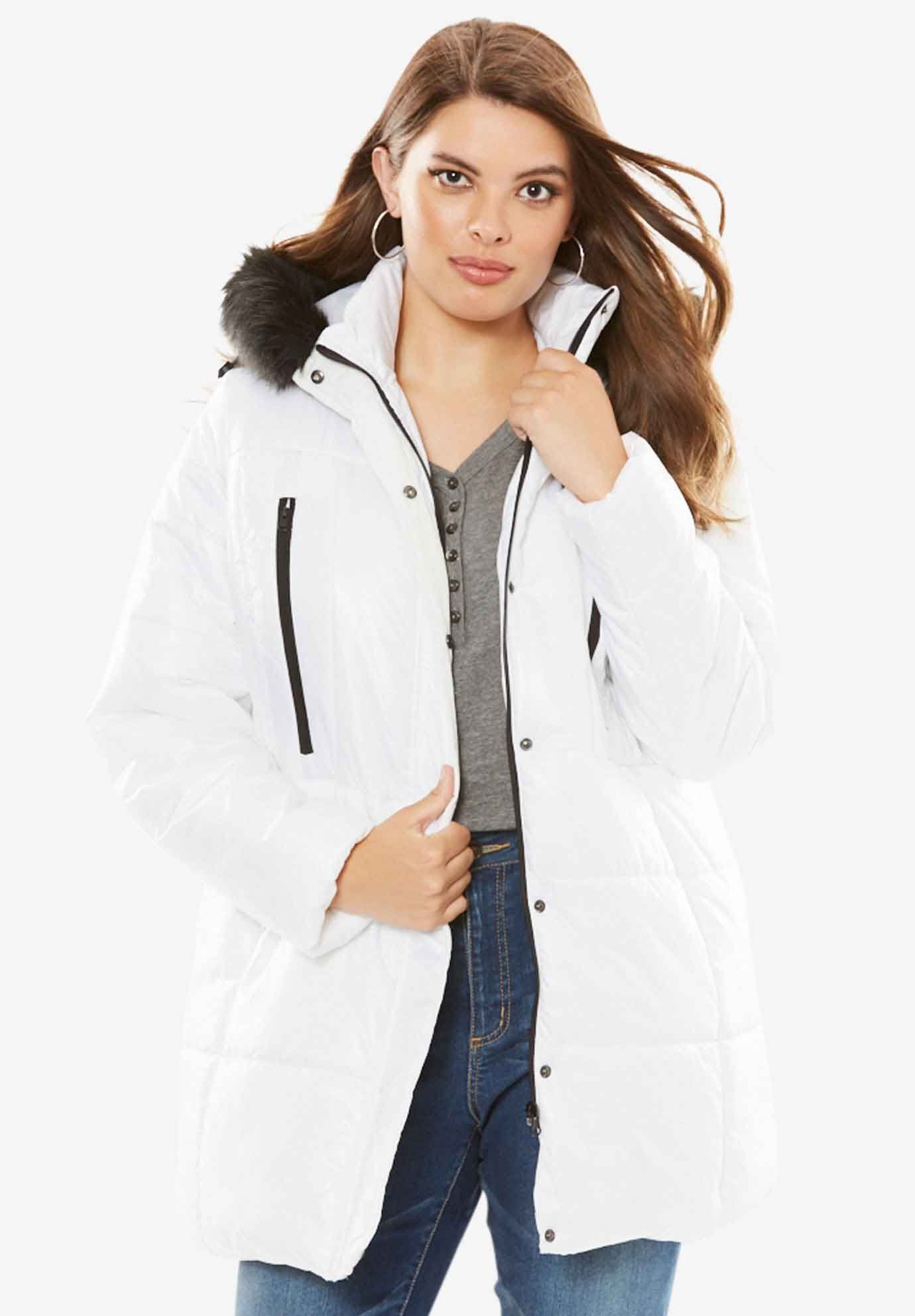 5x womens winter jackets
